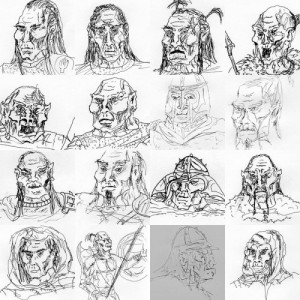 Orcfaces